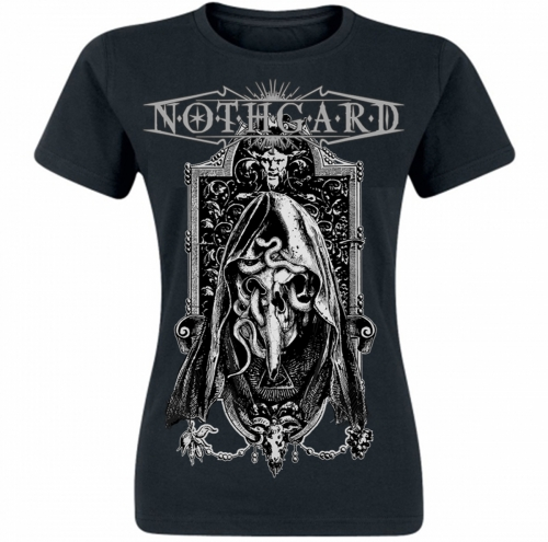 Serpent Hollow Girlie T-Shirt - NEU!