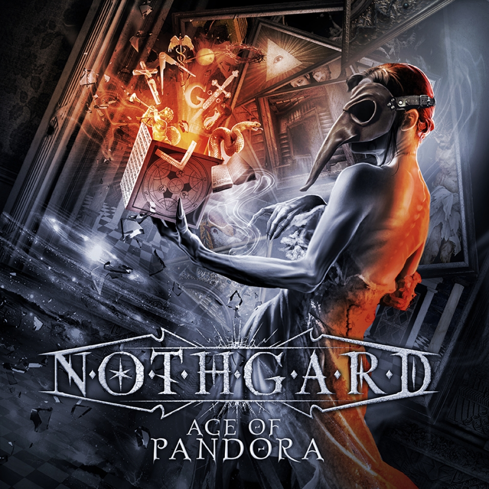 Age Of Pandora Digipak