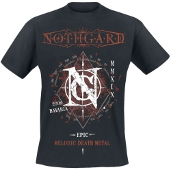 Epic Melodic Death Metal T-Shirt
